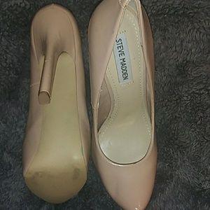Steve Madden Shoes - Steve Madden Women's Blush Platform Pu